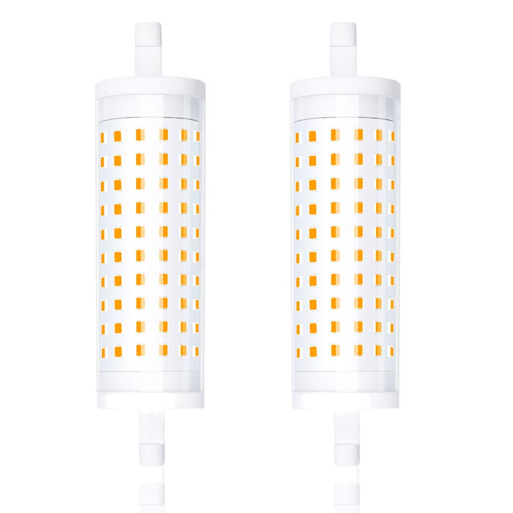 Bonlux dimmable r7s led 118mm 15w daylight j118 led bulb for R7s 150w led