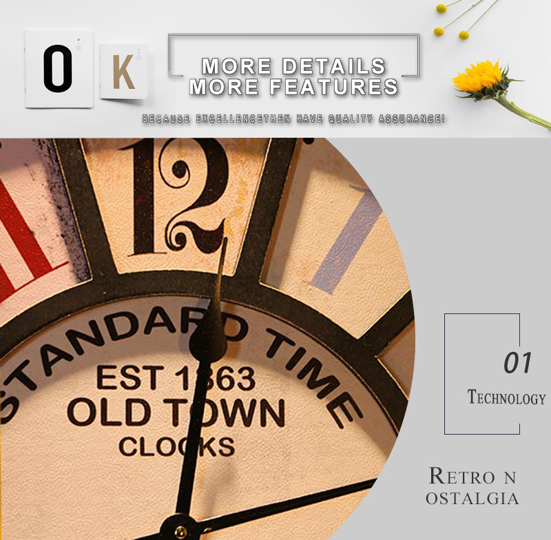 wall clock retro (3)