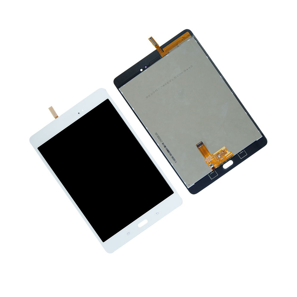 Touch Screen Digitizer LCD Display For Samsung Galaxy Tab A 8 SM-T357T TouchScreen Assembly Tablet Panel Repair Parts White lcd display touch screen digitizer assembly replacements for samsung galaxy tab e t560 sm t560nu 9 6 free shipping