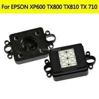 1 PC 100% nouvelle Station de capsulage d'origine pour EPSON XP600 TX800 TX810 TX710 A800 TX820 unité de nettoyage de tête d'impression traceur à plat UV