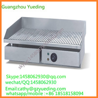 Кухонный прибор Электрический жаровни гриль чугунная решетка гриль коммерческие используется код Крытый эклектичный Топ гриль
