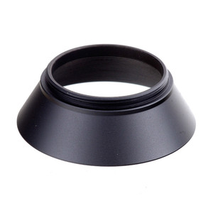 Image 2 - 37mm 37mm Wide Angle Metal Lens Hood for Canon Nikon Sony Pentax Olympus
