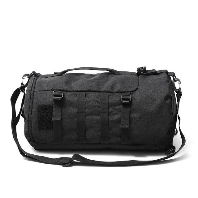 Medee Top 2017 New Black Waterproof Nylon Foldable Bag Car Duffle Women&Men Travel Bags Organizer bolsa Malas De Viagem SMB094