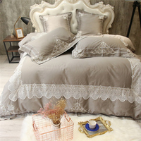 Luxury Egyptian Cotton Bedsheet set Oriental Embroidery Bedding set Queen King size Quilt/Duvet cover Bed set Pillows
