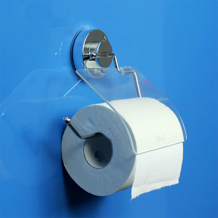 Dehub Wholesle New Arrival High Quality Wall Mount Bathroom Lavatory Rolling Toilet Paper Holder Accessories