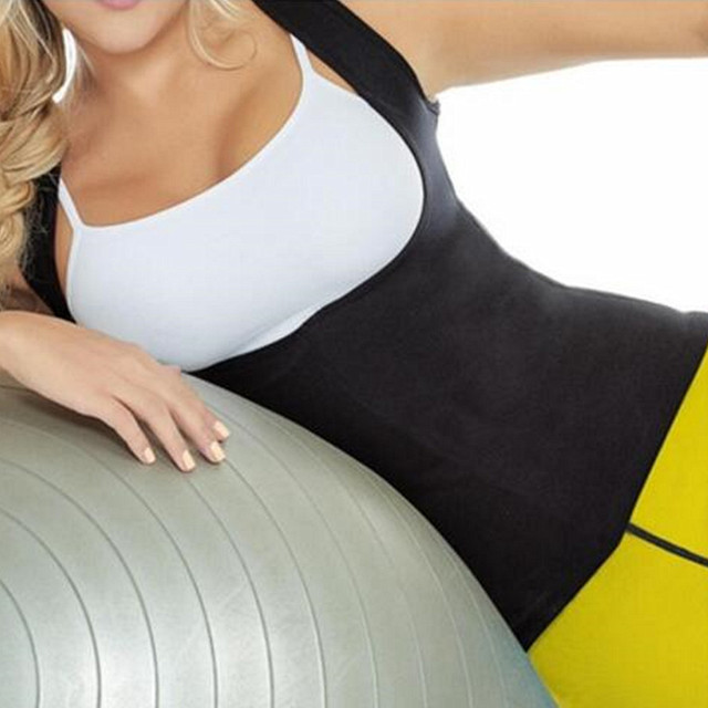 420208b05bc3d Hot slim Plus-Size Thermal Weight-Loss Shaper Hot Body Shapers Waist-Trimmer