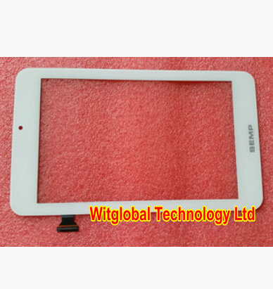 New Capacitive touch screen panel Digitizer Glass Sensor replacement For 7 STI MyPad 8 TA0703G Tablet Free Shipping new capacitive touch screen digitizer cg70332a0 touch panel glass sensor replacement for 7 tablet free shipping