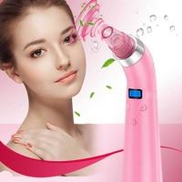 Electric Mini Handheld Suction Blackhead Removal Facial Dead Skin Acne Vacuum Skin Cleaner Beauty Machine Makeup