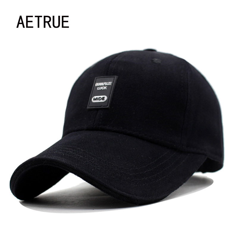 AETRUE Brand Men Baseball Cap Women Snapback Hats For Men Casquette Caps Unisex Bone Plain New Cotton Winter Baseball Caps 2017 2017 new hot brand cotton men hat baseball cap casual outdoor sports unisex snapback hats cap for men women