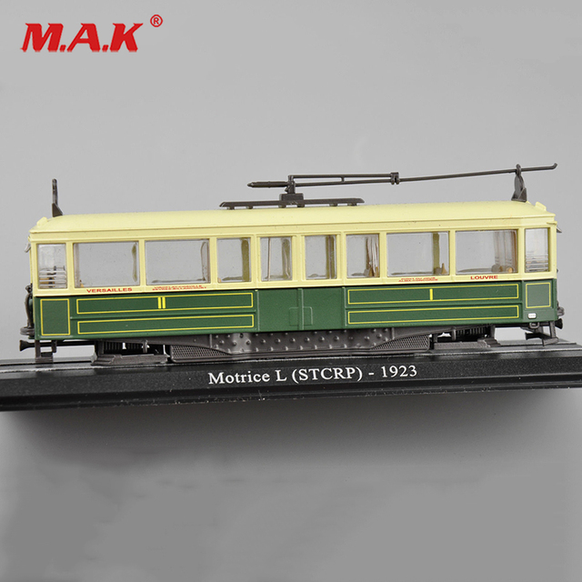 Cheap Kids Toy Tram Motrice L Stcrp 1923 Model 1 87 Tram Car Truck