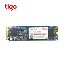 Tigo 256GB SSD PCIe M.2 2280 Internal Solid State Drive PCI-e 3.0 x2 NVMe Desktop Laptop PC P500 HDD Internal hard drive(China)