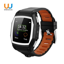UWatch Hot Men Bluetooth Smart Watch GT68 Sports Monitor Phone SOS Call Reminder Wristwatch Anti lost
