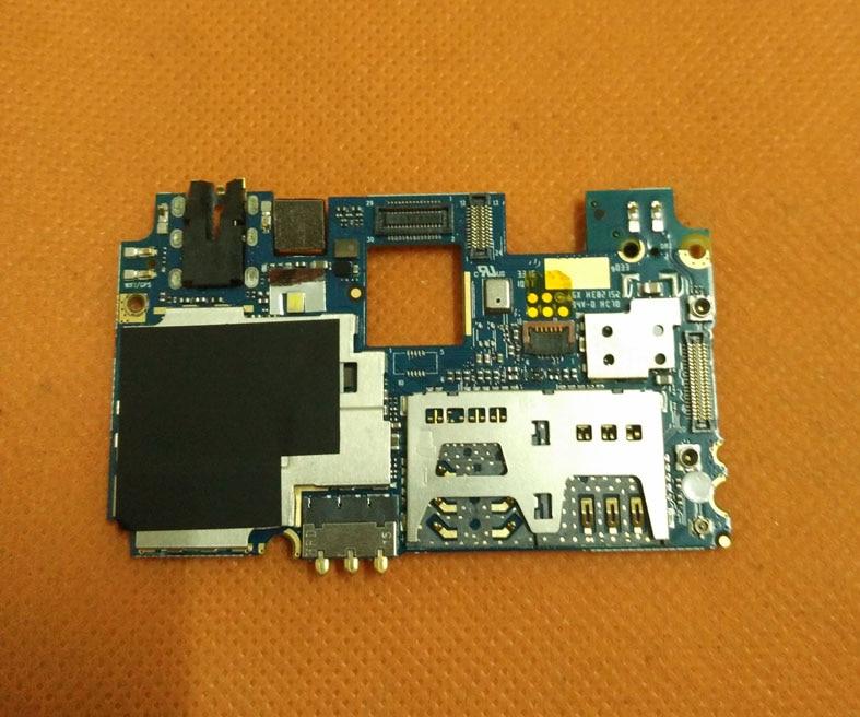 Используется оригинальный материнская плата 4G + 32 г плата для HOMTOM ht10 MT6797 helio X20 deca Core 5,5 FHD Бесплатная доставка