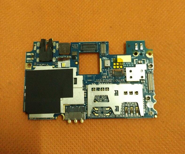 Utilisé Original carte mère 4G + 32G carte mère pour Homtom HT10 MT6797 Helio X20 Deca Core 5.5 FHD livraison Gratuite