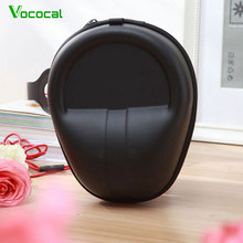 Vococal Storage Bag Carrying Case for Beats EP Bose Sony MDRV6 Sennheiser HD 380 PRO Philips Beats JBL More Over-ear Headphone(China)