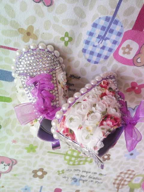 Envío gratis rhinestone Crystal bebé niñas niños zapatos zapatos hechos a mano Bling diamond primeros caminante suave del grano flor color de rosa Bling