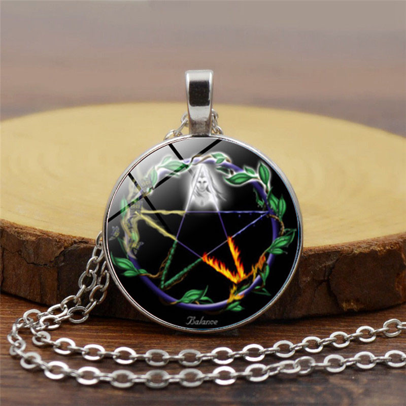 Hot Sale Occult Satanic Star Symbols The Inverted Star Signs
