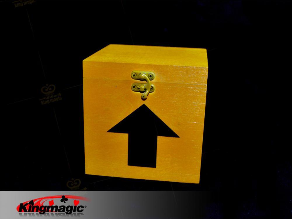 Mystérieuse boîte roi magique jouet Magia accessoires scène Magia Trikcs livraison gratuite
