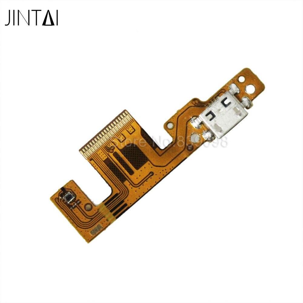 JINTAI USB Port de Charge Flex câble connecteur de la carte Pour Lenovo Tab 2 10.1 B8080 De Yoga De Yoga 10 B8080-F