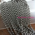 Wholesale 5M/10M Long In Bulk Factory Round Rolo DIY Chains Stainless Steel 3/5/6/8mm Wide For Men's Finding Pendant Necklace