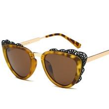 Jie. b new cat eye солнечные очки женщин дизайнер старинные объектив солнцезащитные очки gafas óculos de sol женщина для цветка
