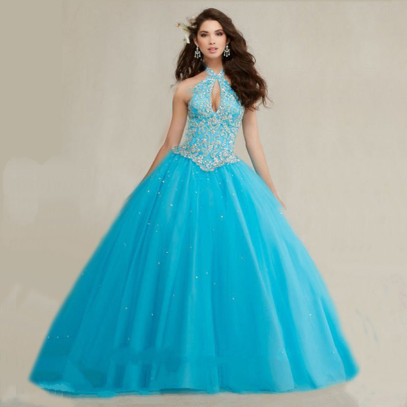Popular Baby Blue Quinceanera Dresses-Buy Cheap Baby Blue Quinceanera Dresses lots from China ...