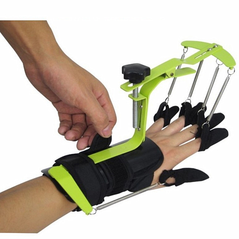Hand Physiotherapy Rehabilitation Training Dynamic Wrist finger Orthosis for Apoplexy Stroke Hemiplegia Patients Tendon repair