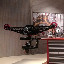 Professional video shooting equipment Cablecam System