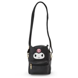 Image 4 - Sevimli My Melody Cinnamoroll Kuromi PU deri omuz askılı çanta küçük sırt çantası Crossbody çanta kadınlar kızlar için tek kollu çanta