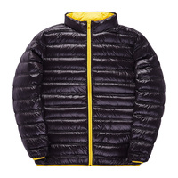 2016 Winter Europe And The United States High Grade Man Winter Down Coat Light Thin Men