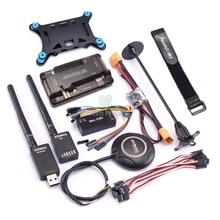 APM 2,6 ArduPilot Mega APM 2,6 Flight Control Board M8N 8N GPS mit kompass GPS Halter Power Module Mini OSD 433 / 915 telemetrie