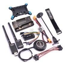 APM2.6 ArduPilot Mega APM 2.6 Scheda di Controllo di Volo M8N 8N GPS con bussola GPS Modulo di Alimentazione Del Supporto Mini OSD 433 / 915 di telemetria
