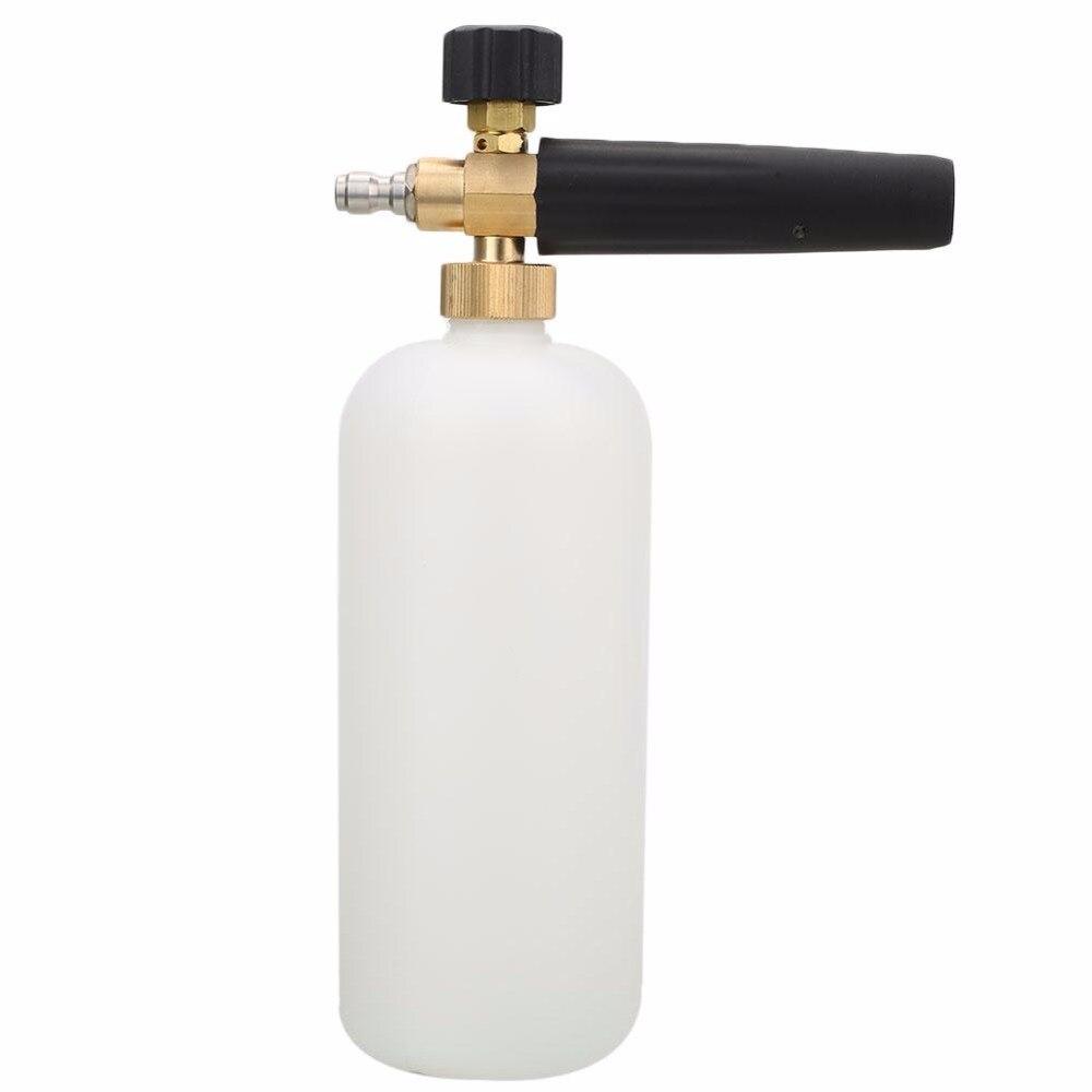Foam Nozzle High Pressure Washers Foam Generator Sprayer Foam Gun/ High Pressure Soap Foamer Washer Car Cleaner Tool