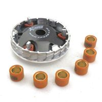 High Performance Clutch Variator With 6G Rollers 16x13mm Weight For Chinese GY6 50cc 139QMB QMA Scooter Moped ATV Part 16x13