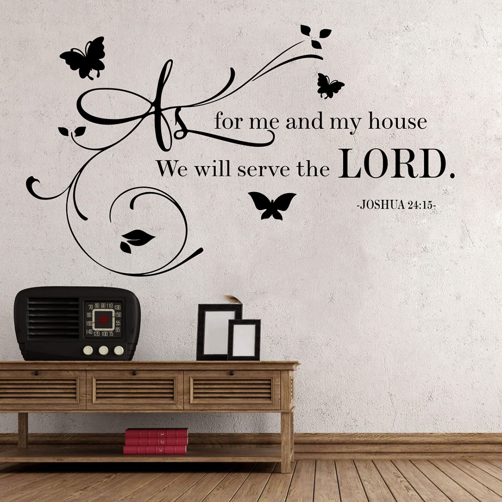 Top 8 most popular god wall decal sticker ideas and get free