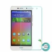 2 adet cam için Huawei Y6 Pro ekran koruyucu temperli cam için Huawei Y6 Pro cam için Huawei Y6 Pro 2016 koruyucu film