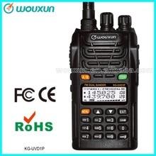 WOUXUN KG-UVD1P 136-174/420-520 Transceiver Walkie talkie 10km with waterproff IP55