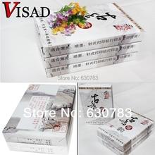 A4 ручная рисовая бумага для принтера живопись, каллиграфия Античная Xuan бумага спелая печать рисовая бумага принадлежности для рисования