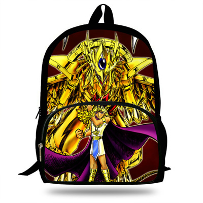 Kids & Baby's Bags School Bags Useful 16inch Cool Cartoon Game Yu-gi-oh Backpack For Kids School Bags Boys Trave Bag For Girs Gift
