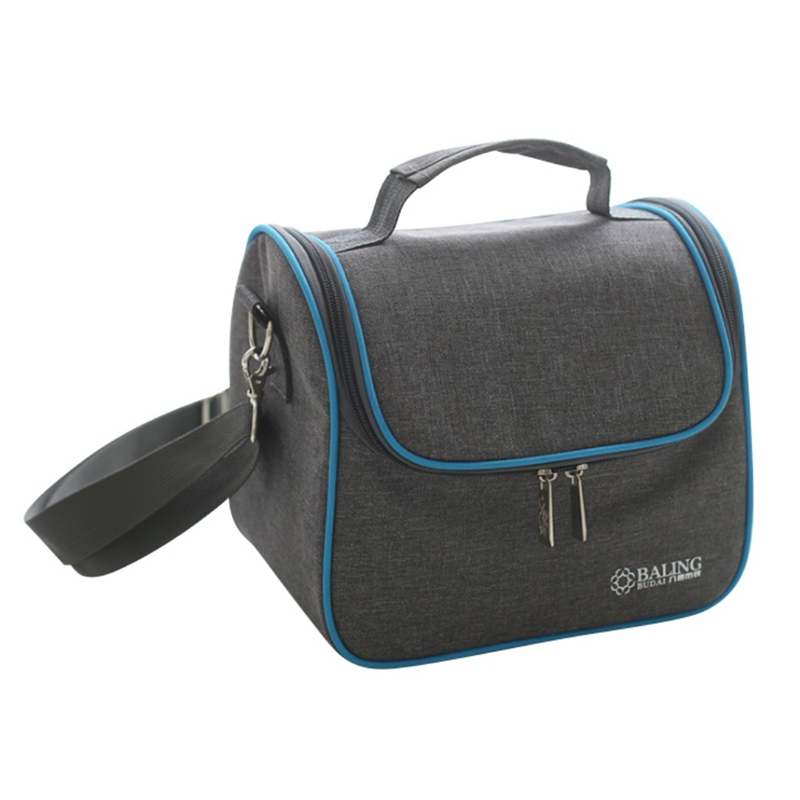 thermal Insulation Cooler Bag Picnic Bento Box Fresh Keeping Ice Pack Food Fruit Container Storage Accessories