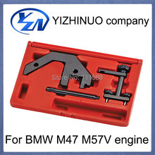 YN timing belt tensioners for BMW 1 series 116i M47 M57V timing chain tool car accessories automobiles7days no reason return