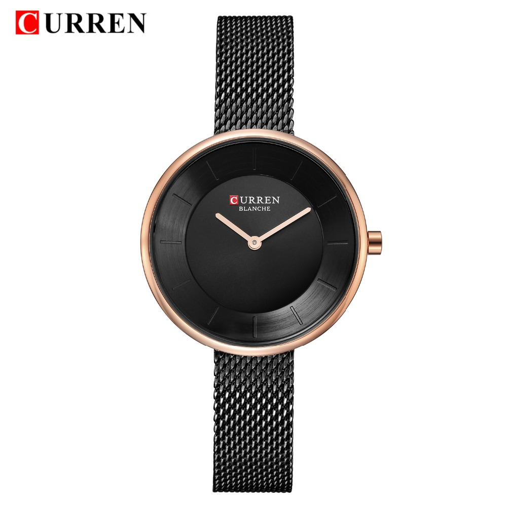 Top Brand Luxury CURREN New Fashion&Casual Simple Business Watches Classic Dial Ultra-thin Quartz Wristwatches Clock 9030