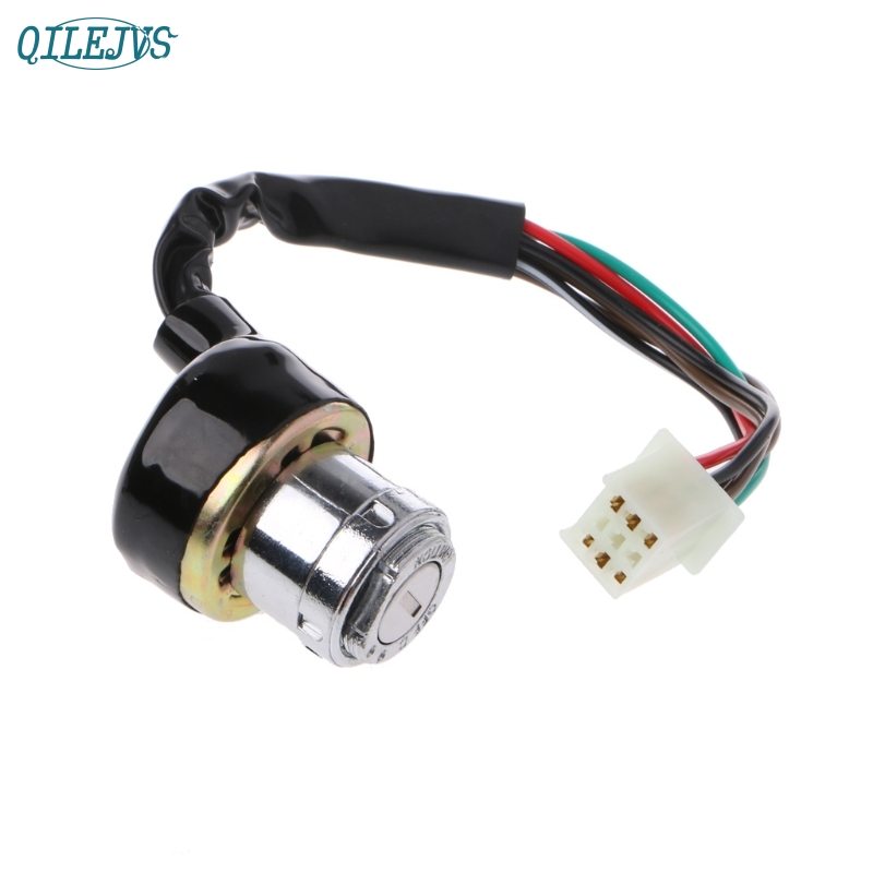 US $3 22 20% OFF High Quality Ignition Key Switch For Chinese Quad ATV  Redcat 50 90 110 50cc 90cc 110cc 4 Wheeler Sep19-in Motorbike Ingition from