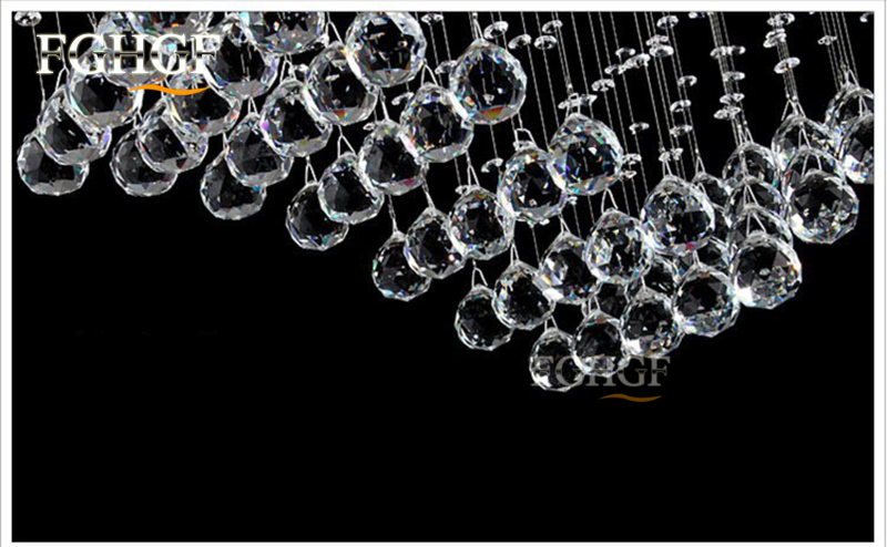 Modern Long Spiral Living Crystal Chandeliers Lighting Lustres Fixture for Staircase Stair Lamp Showcase Bedroom Hotel Hall (4)