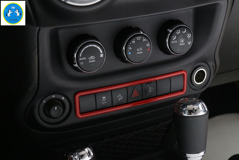 ABS ! accessories For Jeep Wrangler 2011 2017 Warning ...