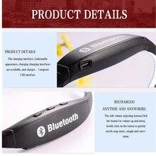 LONGET Sport Bluetooth Earphone with Mic
