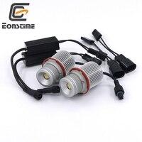Eonstime Car Angel Eye 2 X 40W LED Chips XT E 4 LED Angel Eye Light
