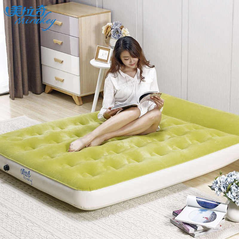 Outdoor Home Portable Iazy Couch Air Mattress Bedroom Air