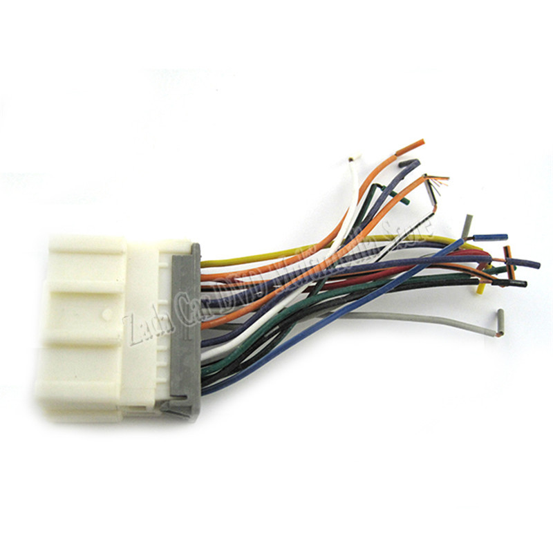 Diagram  Car Stereo Wiring Harness Audio Cable Plug