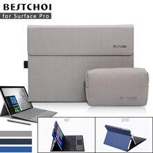 Чехол для ноутбука протектор для microsoft Surface pro 6 7 планшет сумка для ноутбука рукав для Surface pro 5 4 Мужская Крышка для ноутбука рукав подставка